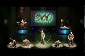 360° Allstars im Theaterhaus