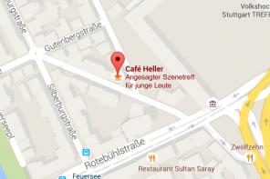 Café Heller schließt