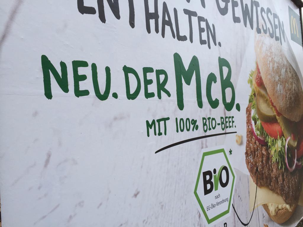 MC B hat Bio-Beef