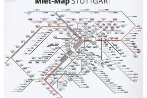 Mietmap Stuttgart