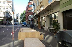 Parklets für Stuttgart – ein Realexperiment