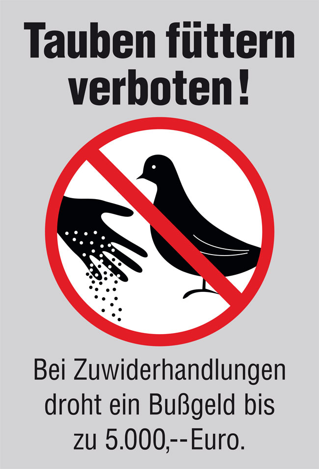 Plakat-Tauben-fuettern-verboten