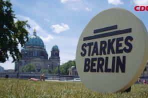 Zeit für ein starkes Berlin