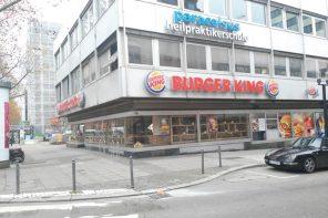 Burger King Theo Eröffnung