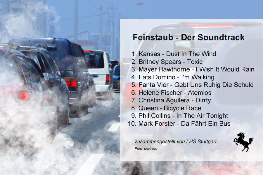 Feinstaub Playlist